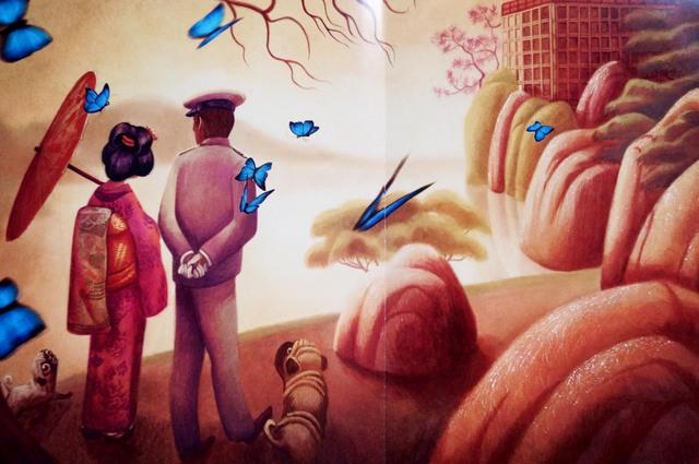 madame butterfly de benjamin lacombe les blablas de tachan