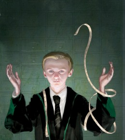 harry-potter-illustrated-draco-malfoy