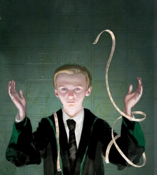 harry-potter-illustrated-draco-malfoy