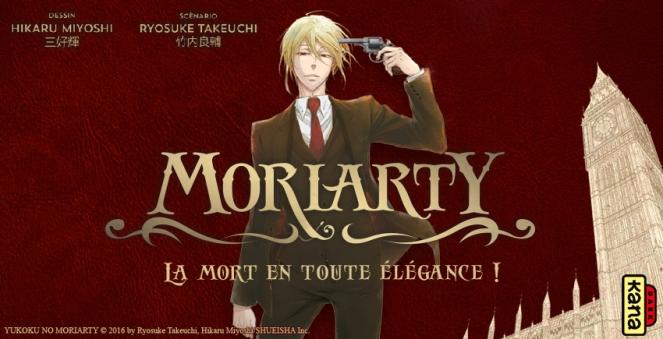 moriarty manga