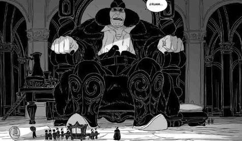 Les Ogres-Dieux de Hubert et Gatignol – Les Blablas de Tachan