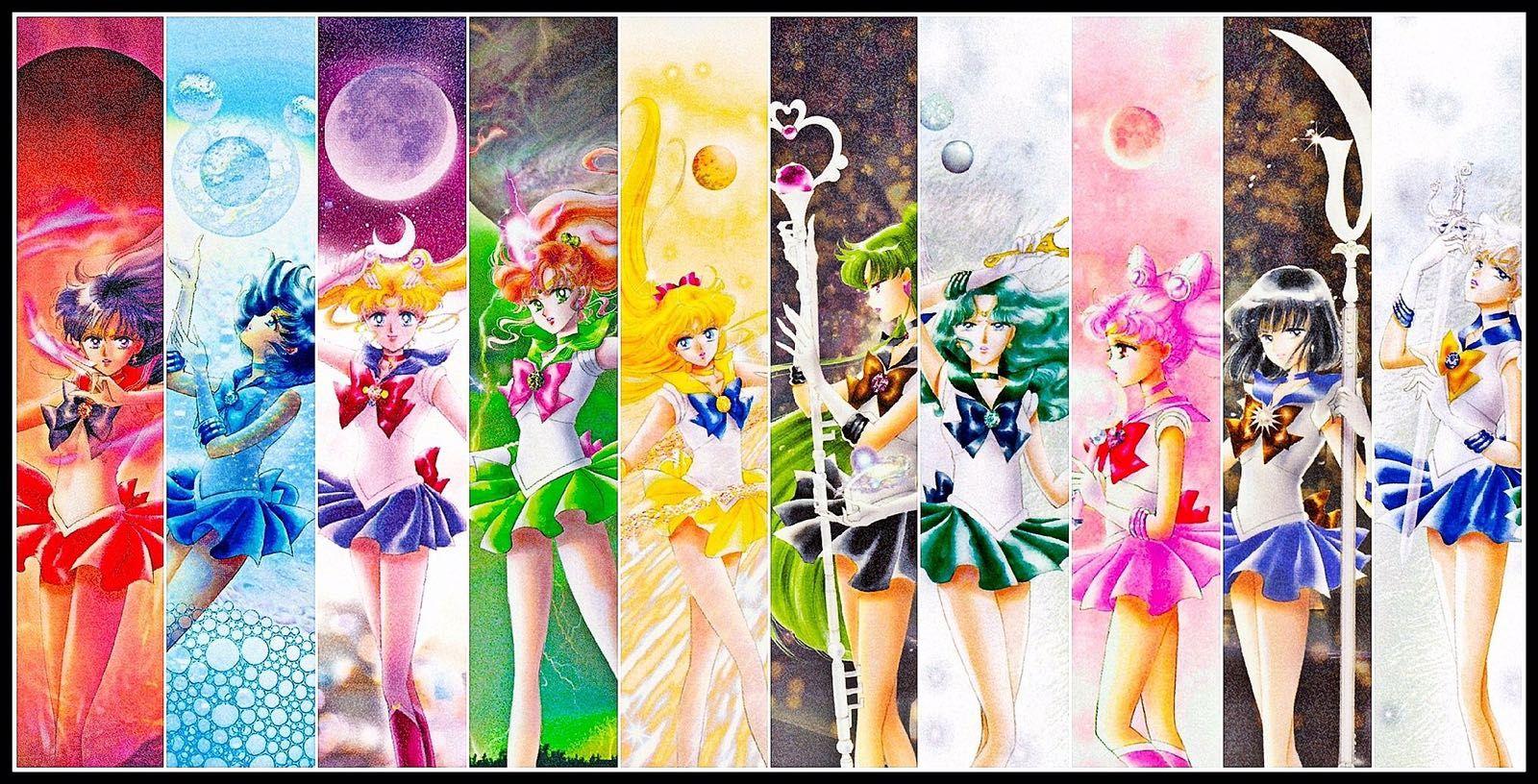 Sailor Moon : Eternal Edition de Naoko Takeuchi – Les Blablas de Tachan